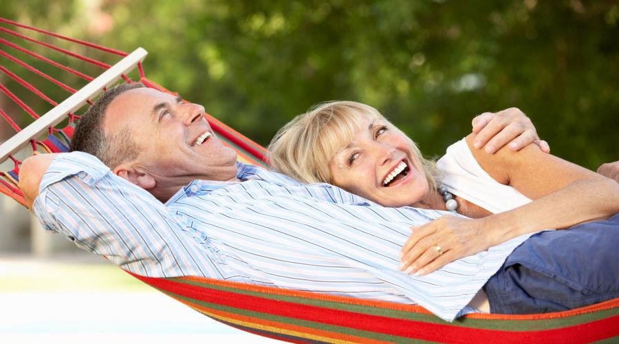 Geheimtipp für Ihre Beziehung: Gemeinsam lachen
