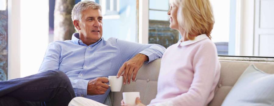 Die Kommunikation in der Beziehung verbessern: Das Zwiegespräch