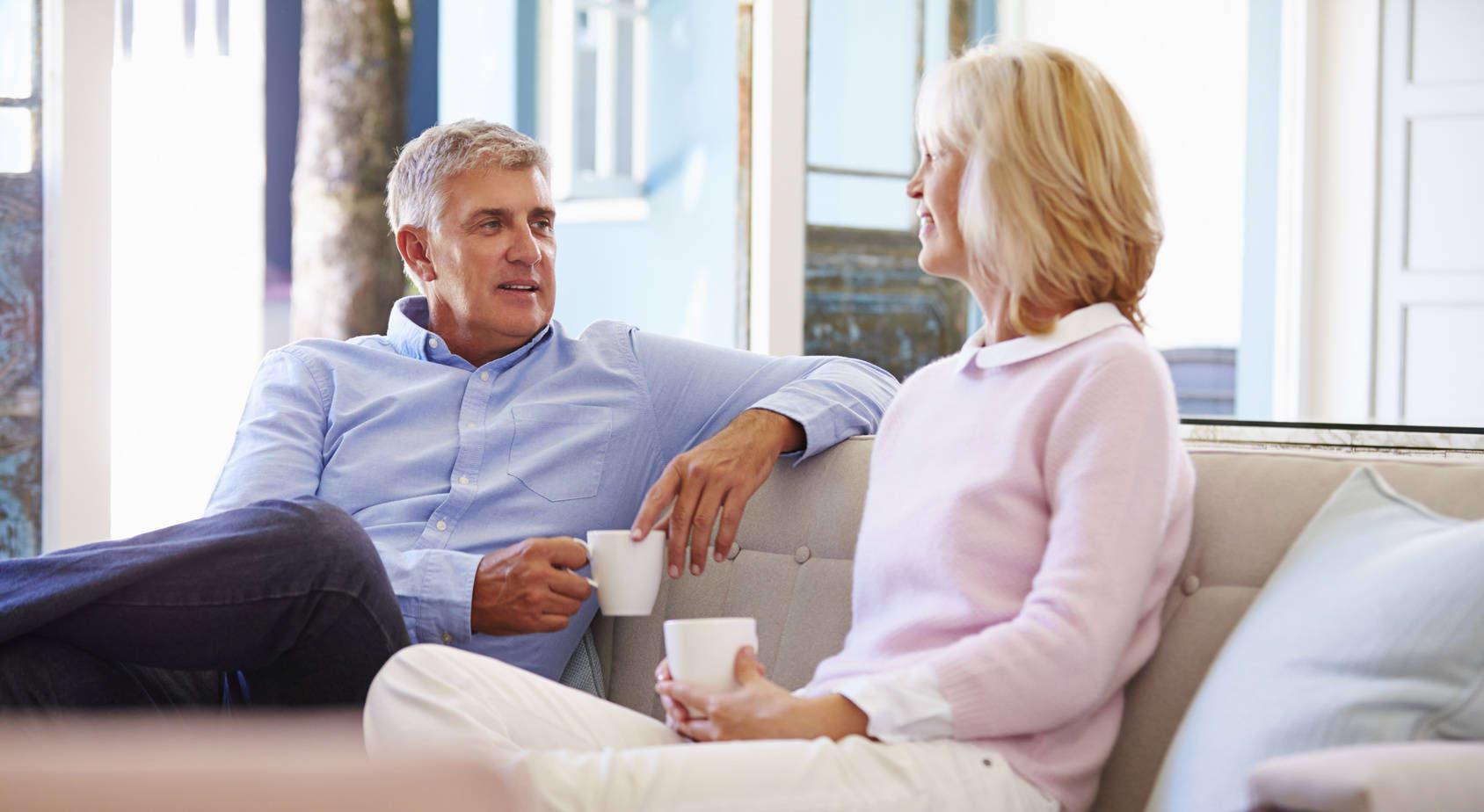 Gespräch nach trennung beziehung