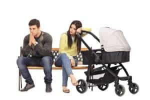 Endlich zu Dritt: Beziehungsprobleme nach der Geburt
