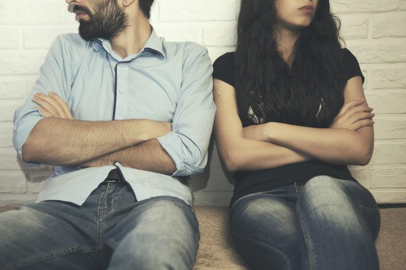häufige Beziehungsprobleme