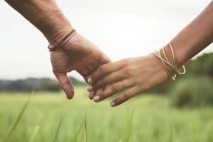 Der Anfang von allem ist Vertrauen in der Beziehung