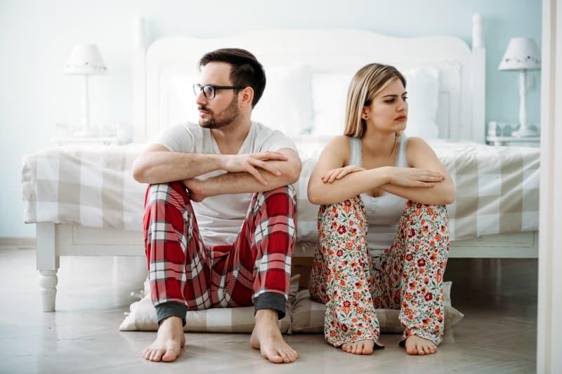 Unglücklich in der Beziehung: Trennen, resignieren oder kämpfen?