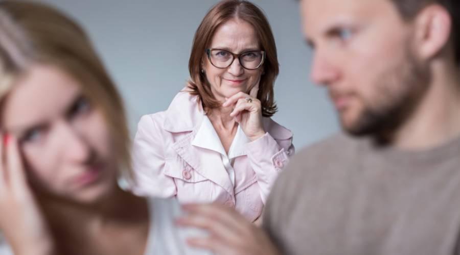 Eheprobleme Wegen Schwiegereltern