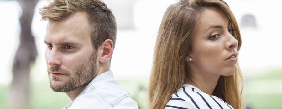 Probleme in der Beziehung verdrängen - keine gute Lösung