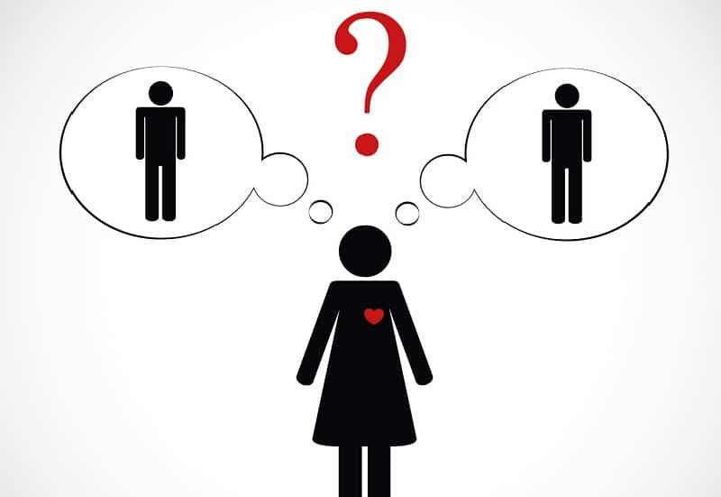 Kann man zwei Männer gleichzeitig lieben? Britta Hochheimer erklärt