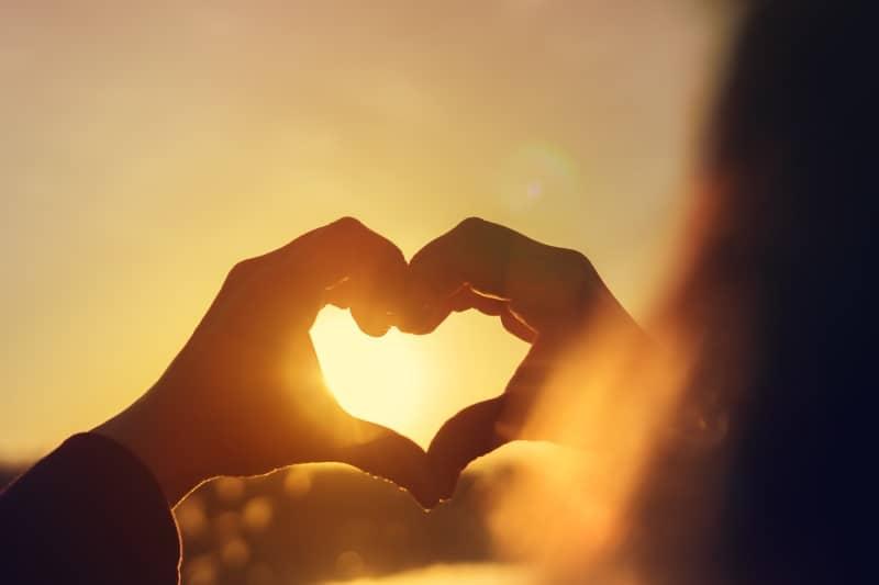 Liebe auf Distanz pflegen