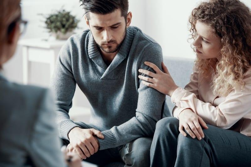 Paartherapie und Trauma