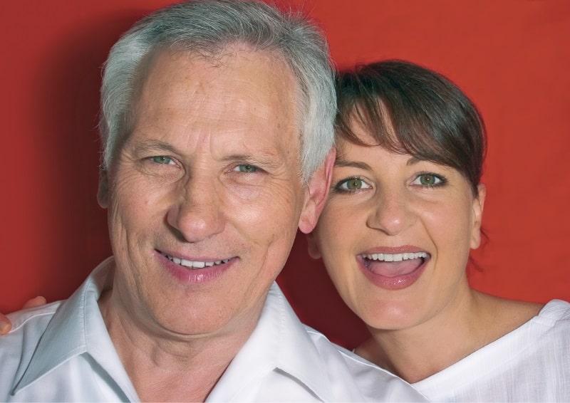 In der psychologie altersunterschied beziehung Altersunterschiede in
