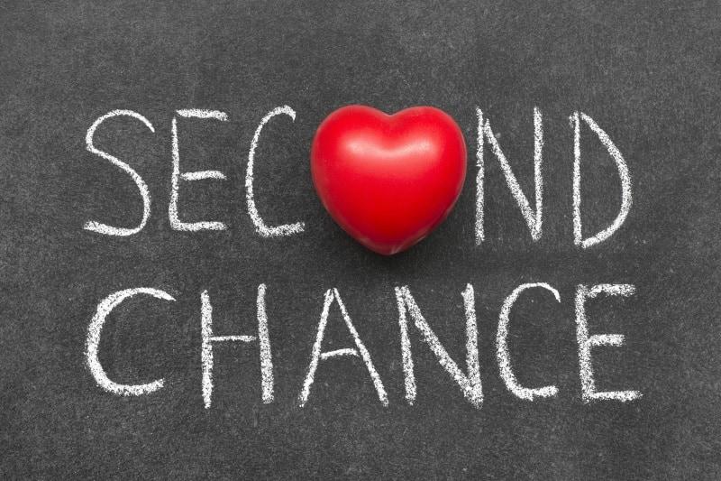Zweite Chance