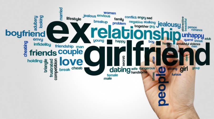 Freundschaft mit Ex