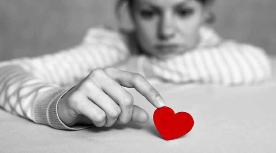 Trauer nach Trennung